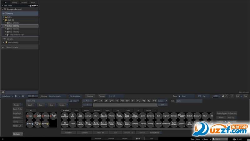Autodesk Flame 2018 mac正式版截图1