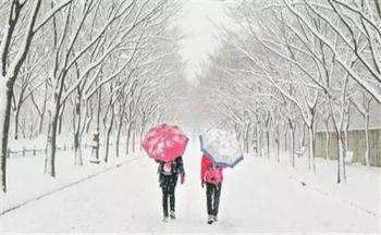 朋友圈下雪说说