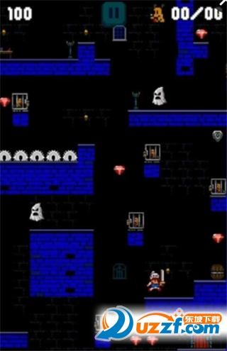 艰苦的城堡逃脱游戏截图