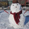 2018年堆雪人打雪仗的作文600字doc精选版