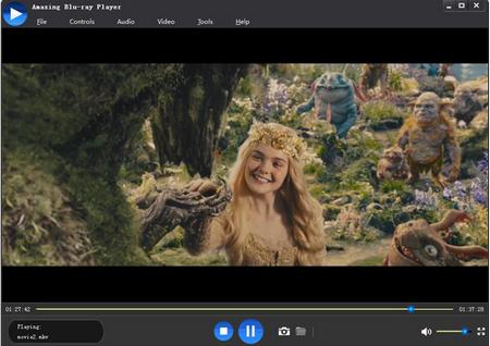惊人蓝光播放器(Amazing Blu-ray Player)