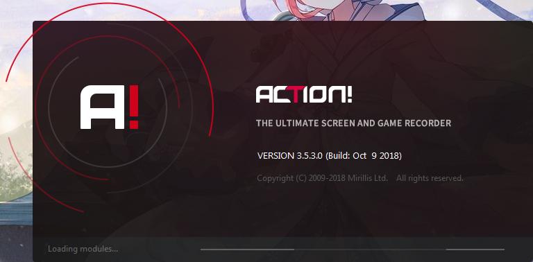 Action(超高清录屏软件) 3.5.3 免注册安装版