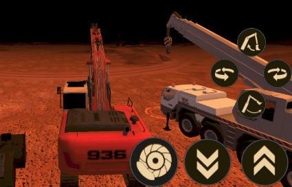 火星城市建设模拟(mars city construction sim)
