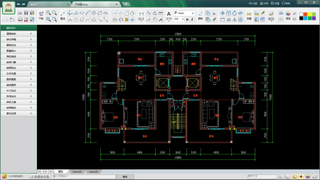 CAD智能园林