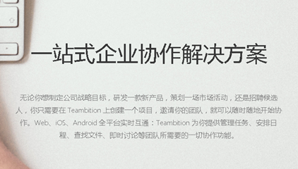 teambition企业版