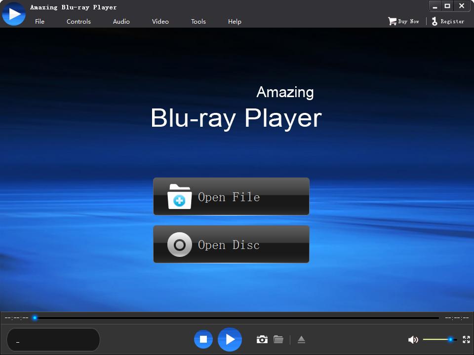惊人蓝光播放器(Amazing Blu-ray Player)截图2