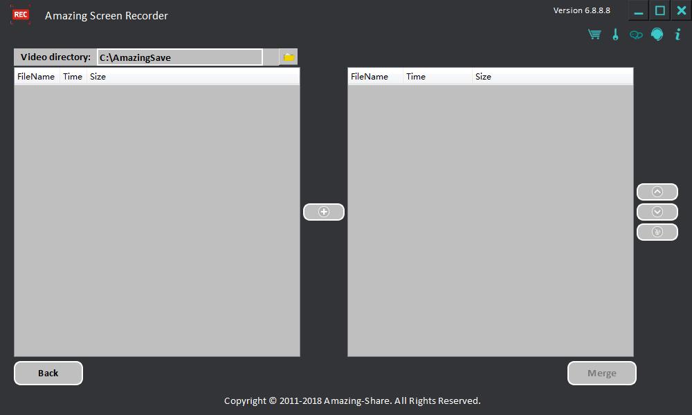 惊人屏幕录像机(Amazing Screen Recorder)截图0