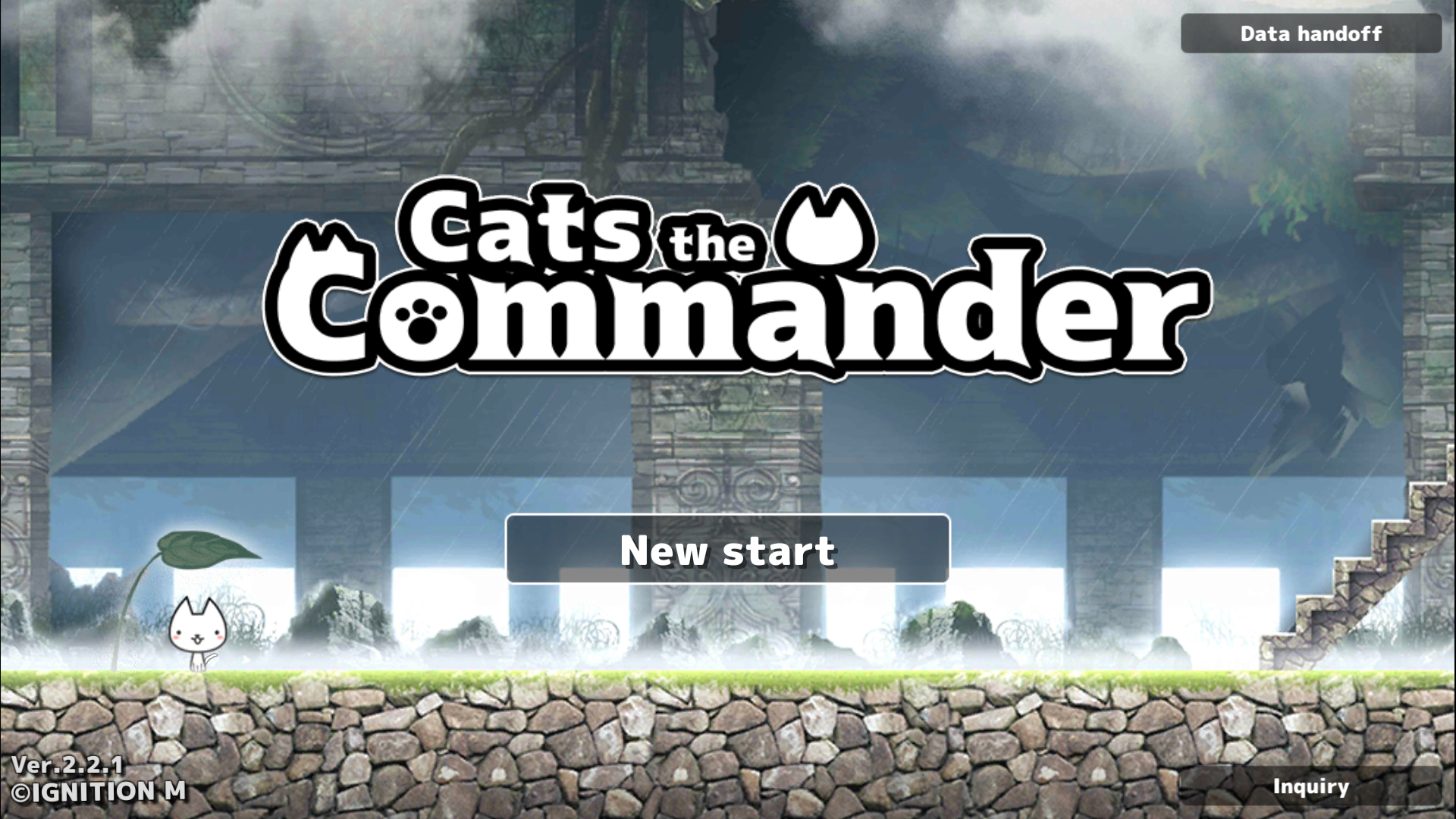 猫咪主上手游截图