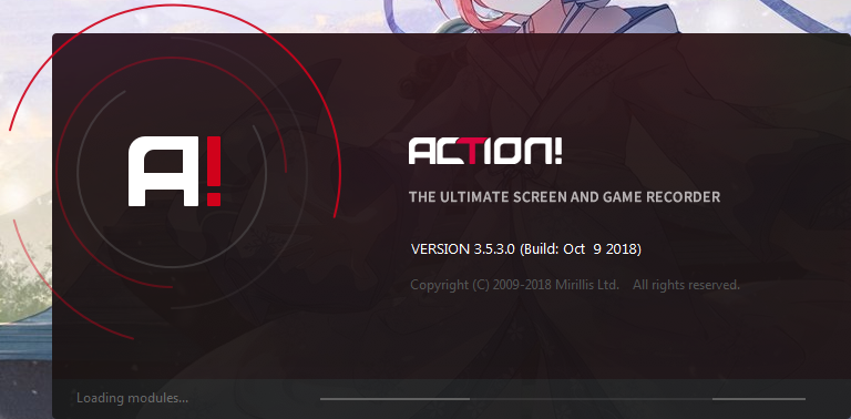 Action(超高清录屏App) 3.5.3 免注册安装版截图1