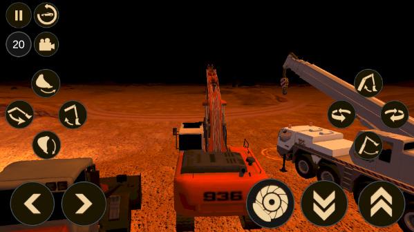 火星城市建设模拟(mars city construction sim)截图