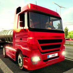 卡车模拟器2018年Truck Simulator1.5 中文手机版