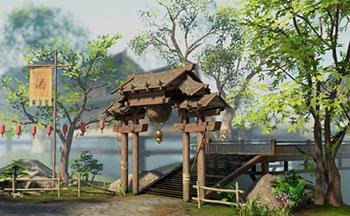 武林江湖游戏