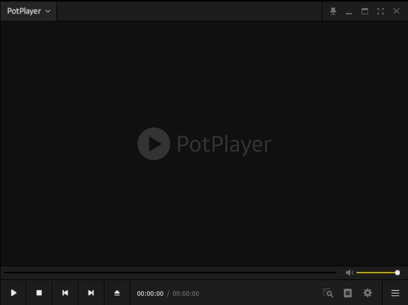 PotPlayer视频播放器截图0