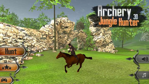 射箭丛林猎人3D截图