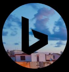 Bing美图app