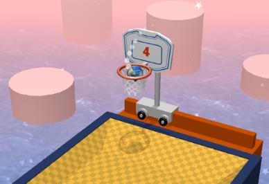 Dunk Tower(扣篮塔)