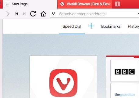 极客浏览器(Vivaldi)