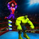 超�英雄摔跤�技�鍪钟�1.2.5 安卓最新版