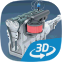 发动机互动教育3D