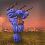 机器人变形格斗手游