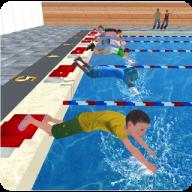 儿童游泳锦标赛1.0 安卓版