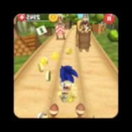 刺猬快跑(Sonic Surf 3D)1.0安卓最新版