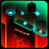 立方体地狱跳跃(Cube hell jump 3D)1.0 安卓版