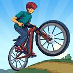 像素赛车游戏(Pixel BMX Race)
