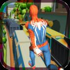 蜘蛛侠地铁冲浪(Invinity Spider Subway Surf)1.1安卓最新版