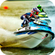 快艇摩托艇比赛(Speed Boat Jet Ski Racing)