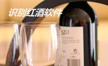 红酒识别软件