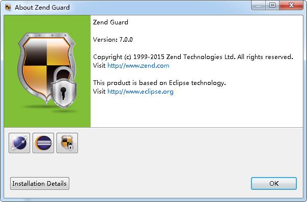 php源码加密工具(zend guard)截图1