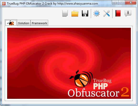php源码混淆加密工具(TrueBug PHP Obfuscator 2)截图0