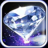 奢华的钻石动态壁纸1.5 安卓最新版