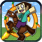 马术冠军手游(Horse Craft Minecraft Runner)