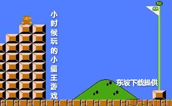 小时候玩的小霸王游戏大全