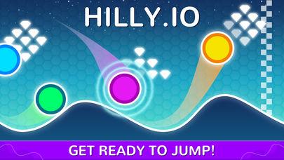 Hilly.io游戏(飞跃山丘)截图