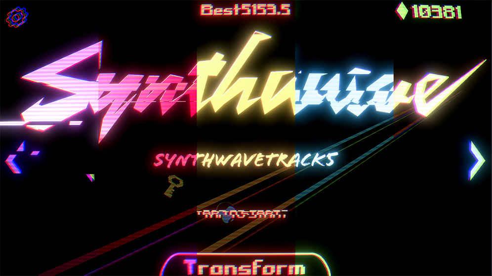 SynthWave(午夜狂飙)截图