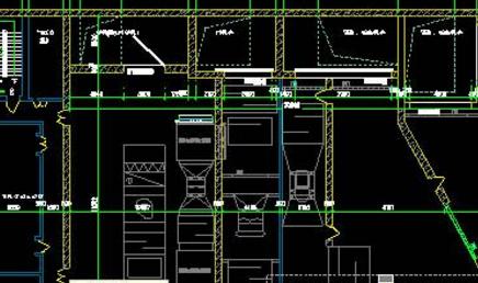 五秒CAD图纸化工v图纸图纸文档图识图片