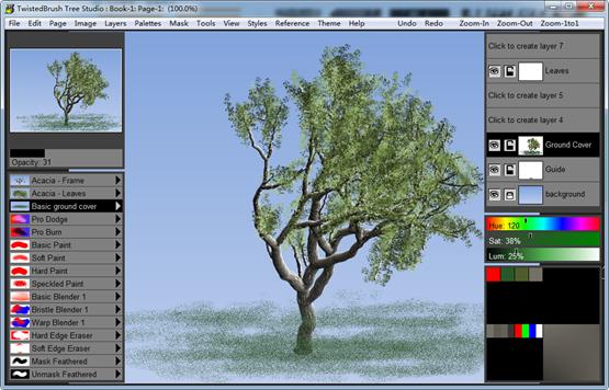 画树软件(Tree Studio)