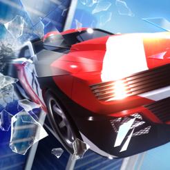 高空特技赛道Smash Car Hit1.0 手机版