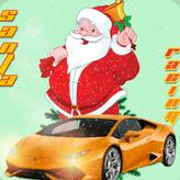 圣�Q老人跑酷(Santa Christmas Racing)