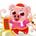 2019猪年春节电子小报A3/a4版word格式共25套