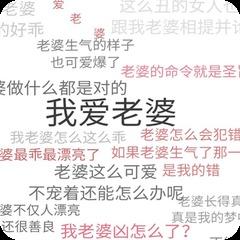 爱老婆文字壁纸制作APP1.0.5 安卓版