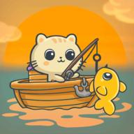 钓鱼!猫咪钓鱼游戏1.38安卓最新版