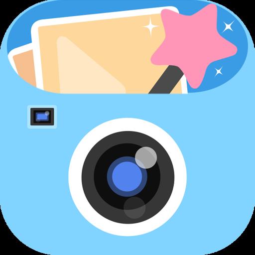 美颜魔图P图相机app