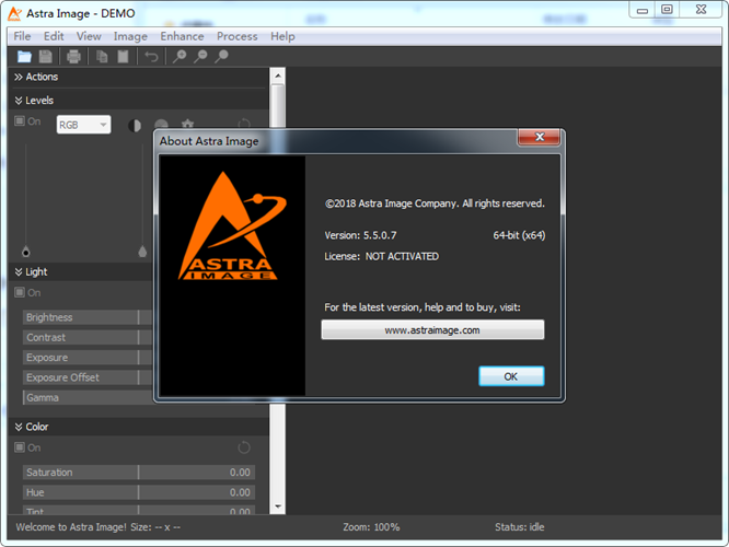 Astra Image Plus(图片处理工具)截图0
