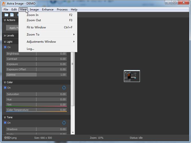 Astra Image Plus(图片处理工具)截图1