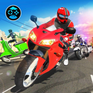 公路自行车赛手游(Highway Rider Bike Racing)
