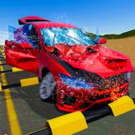 100次颠簸与20辆汽车手游(100 Bumps Vs 20 Cars)